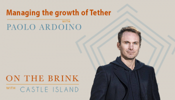 Paolo Ardoino (Bitfinex/Tether) – Managing the growth of Tether