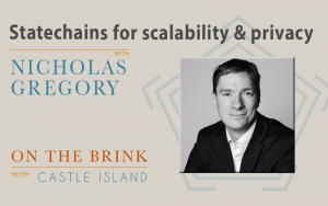 Nicholas Gregory (CommerceBlock) on statechains for scalability and privacy