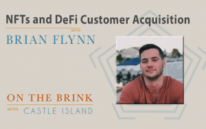 Brian Flynn (Rabbit Hole) on NFTs and DeFi Customer Acquisition