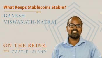 Ganesh Viswanath-Natraj (Warwick) – What Keeps Stablecoins Stable?