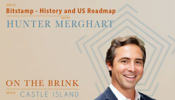 Hunter Merghart (Bitstamp) - History and US Roadmap