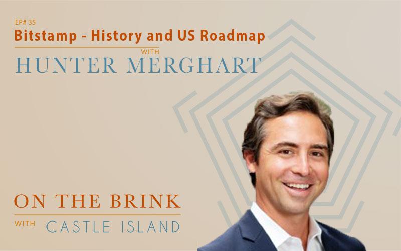 Hunter Merghart (Bitstamp) - History and US Roadmap