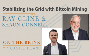 Ray Cline and Shaun Connell (Lancium) on Stabilizing the Grid with Bitcoin Mining