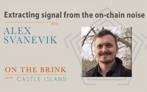 Alex Svanevik (Nansen) on extracting signal from on-chain noise