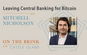 Mitchell Nicholson (DACS Conduit) on leaving central banking for Bitcoin