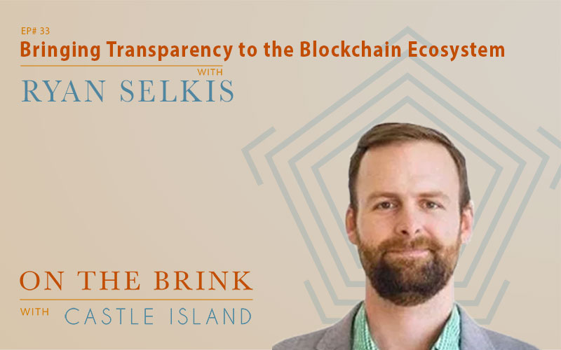 Ryan Selkis (Messari) - Bringing Transparency to the Blockchain Ecosystem