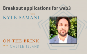 Kyle Samani (Multicoin Capital) on breakout applications for Web3