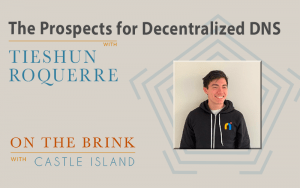 Tieshun Roquerre (Namebase) on the Prospects for Decentralized DNS