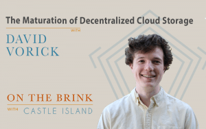 David Vorick (Nebulous) on the Maturation of Decentralized Cloud Storage