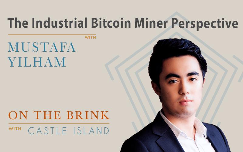 Mustafa Yiham (Bixin) on the industrial Bitcoin miner perspective